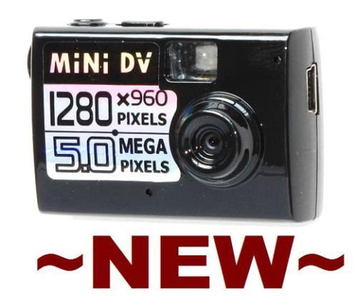 Mini 5.0MP Digital Camera