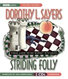 img - for Striding Folly (Lord Peter Wimsey Series) (Mystery Masters) book / textbook / text book