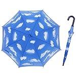 学童ジャンプ傘 青空 55cm