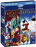 Coffret fantasia : fantasia ; fantasia 2000 [Edizione: Francia]