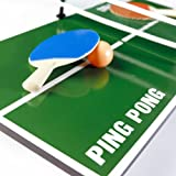 Tabletop Table Tennis Gameby The Discovery Store