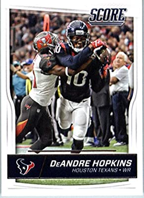 2016 Score #131 DeAndre Hopkins Houston Texans Football Card