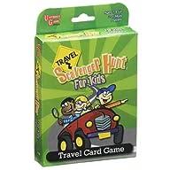 Travel Scavenger Hunt Game for Kids