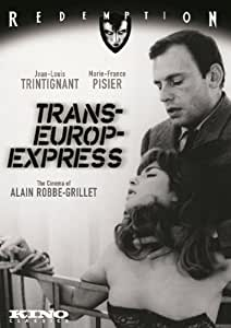 Trans-Europ-Express [DVD] [1967] [Region 1] [US Import] [NTSC]