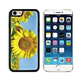 Apple iPhone 6 6S Aluminum Case Sunflower bloom IMAGE 34957617 by MSD Customized Premium Deluxe Pu Leather generation Accessories HD Wifi Luxury Protector
