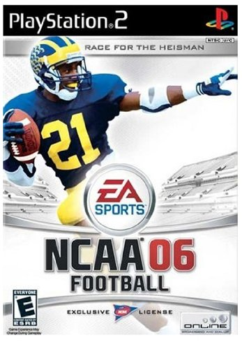 NCAA Football 2006 (Ncaa Football Ps2 compare prices)