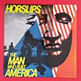 HORSLIPS Man Who Built America LP Vinyl VG++ Sleeve 1979 DJM 20 Masterdisk