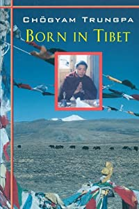 "Cover of ""Born In Tibet"""