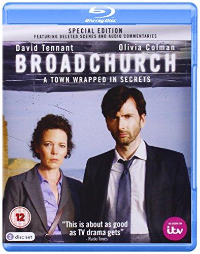 Broadchurch [Blu-ray] [Import]