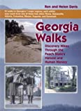img - for Georgia Walks: Discovering Hikes Through the Peach State's Natural and Human History by Ren Davis (2001-03-02) book / textbook / text book