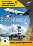 Mega Airport Brussels Add-On for Microsoft Flight Simulator X and FS 2004 (PC)