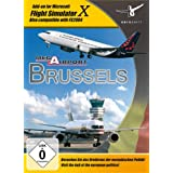 Mega Airport Brussels Add-On for Microsoft Flight Simulator X and FS 2004 (PC)by Aerosoft