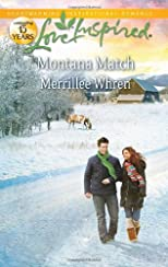 Montana Match (Love Inspired (Large Print))