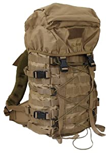 Snugpak Endurance 40 Litre Backpack Coyote by Snugpak