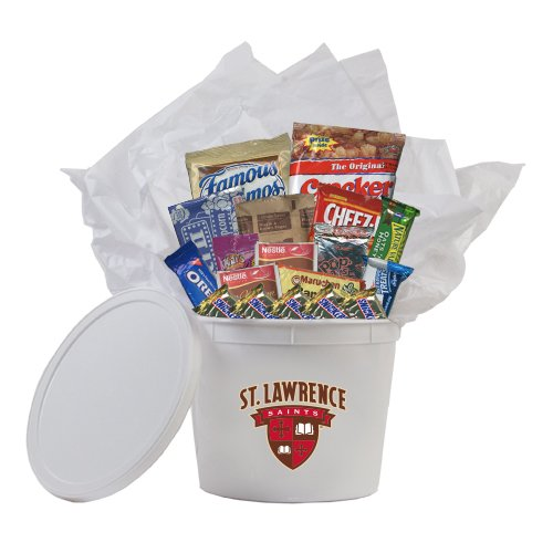 St. Lawrence College Care Package Survival Kit 'Saints Shield' back-559117