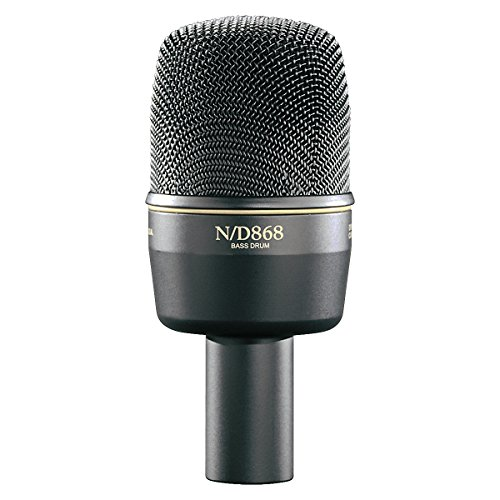 Electro Voice Nd868 Dynamic Bass Drum Microphone - (New)
