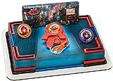 Big Hero 6 Cake Topper