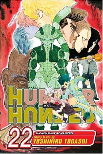 HUNTER×HUNTER 22巻 (英語版)