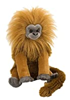 "Wild Republic Cuddlekins 12"" Golden Tamarin Lion by Wild Republic"