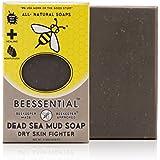 Beessential Dead Sea Mud Soap - 5 Oz. Net Wt.