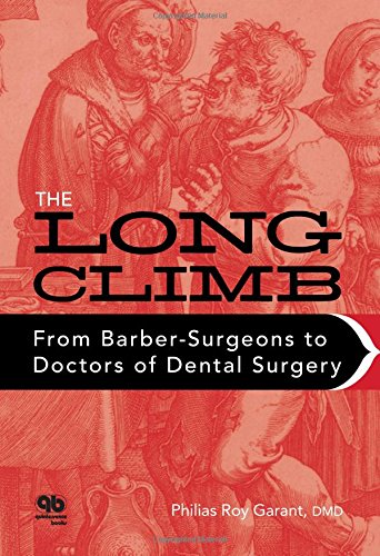 The Long Climb: From Barber-Surgeons to Doctors of Dental Surgery