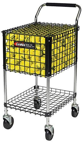 Gamma Sports Tennis Ball Carts - Brute, EZ Basket, EZ Travel Cart, EZ Travel Cart Bag