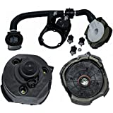 APDTY 19515548 Secondary Air Injection Smog Emissions Pump Upgrade Kit For 2000-2005 Cadillac Deville, 2001-2002 Cadillac Eldorado, 2000-2003 Cadillac Seville, 2000-2002 Olds Intrigue w/3.5L, 2001-2003 Olds Aurora, 2004-2005 Pontiac Bonneville GXP