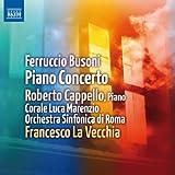 ブゾーニ:ピアノ協奏曲 Op.39