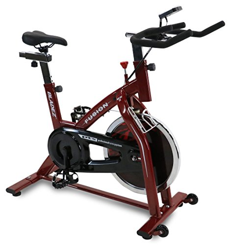 Bladez Fitness Fusion GS II Indoor Cycle, Red (Indoor Training Cycle compare prices)