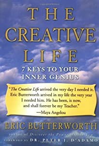 "Cover of ""The Creative Life"""