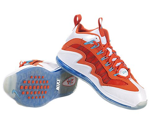265d1ad695d7 pictures of Nike Air Max 360 Griffey Hybrid Mens Cross Training Shoes  580398-800 Orange