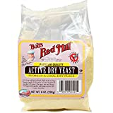 Bob's Red Mill Active Dry Yeast, 8-Ounce Packages (Pack of 8)