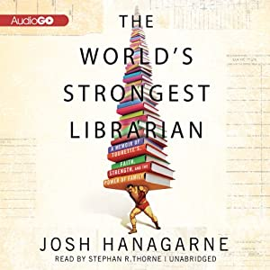 The World's Strongest Librarian Audiobook