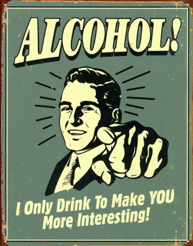 Alcohol Drink Mixer