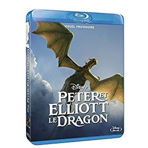 Peter et elliott le dragon [Blu-ray]