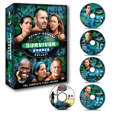 Borneo DVD Full Screen