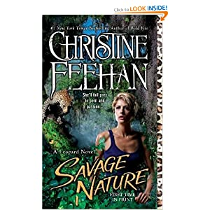 Leopard Series - Christine Feehan