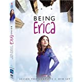 Being Erica: Season Two Complete 3-DVD Setby Erin Karpluk