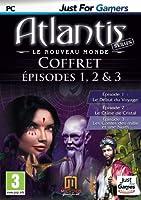 Atlantis : le nouveaue monde - coffret épisodes 1,2 & 3