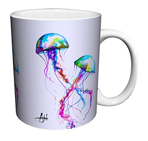 Jellyfish 11 Oz. Mug