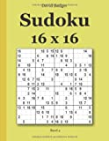 Sudoku 16 x 16 Band 4 (German Edition) (3954971178) by Badger, David