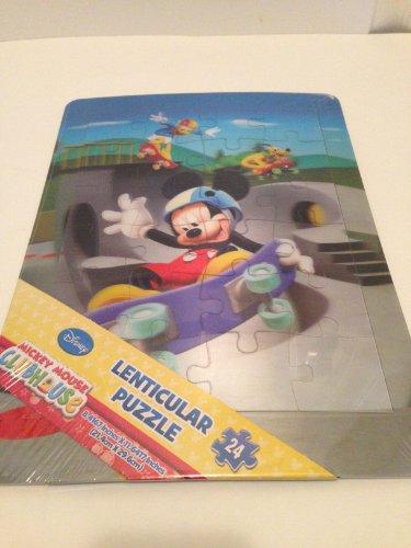 Mickey Lenticular Puzzle