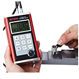 MT200 Metal Thickness Measurement Digital Thickness Gauges 0.75mm-300mm (in steel) Thickness Testing tool