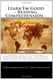 img - for Learn'Em Good - Reading Comprehension - Around The World In 80 Days: Improve Your Child's Reading Comprehension, Writing, Vocabulary, and ... Jules Verne's 'Around The World In 80 Days' book / textbook / text book