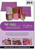 Topscore Multiboard Scoring Board + Tool Card + Box Creator Crafter's Companion