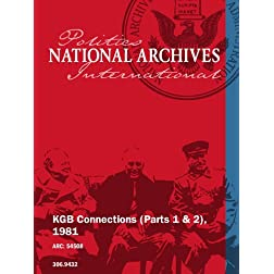 KGB Connections (Parts 1 & 2), 1981