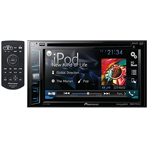 Pioneer AVH-X2700BS In-dash DVD/CD/MP3 Receiver