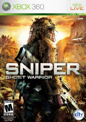 test Sniper ghost warrior. 51CgnmeBPjL