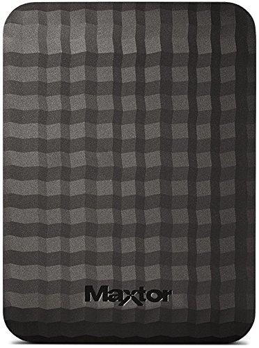 """Maxtor M3 Disque Dur Externe 2,5"""" 500 Go USB 3.0 Noir"""