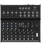IMG Stage Line 202800 12 Channel Audio Mixer